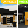 Conception & Construction de stand