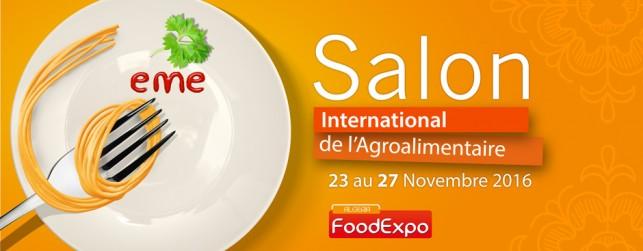 Salon International de l'Agroalimentaire et des technologies Agricoles (23-27 Novembre 2016)