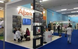 ALBERK Stand